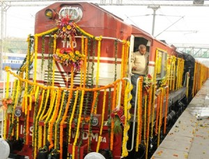 Indian Railways Luxury Trains