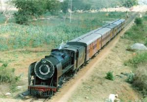 International Trains of Indian Railways
