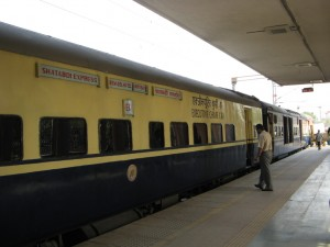 Indian Superfast Trains