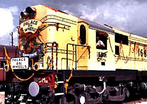North West Train