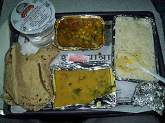 Indian Railways Food