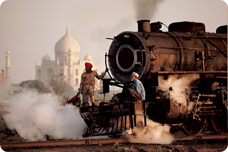 Steam Engines in India