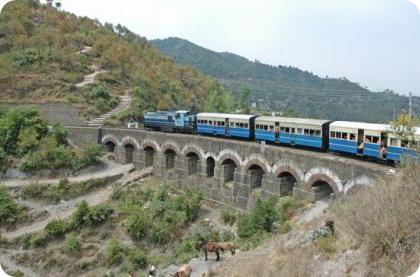 Nilgiris Mountain Railway