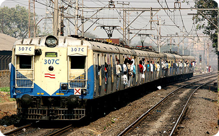 The Life Line of Mumbai – Local Trains