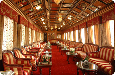 Railway Luxury: Palace On Wheels